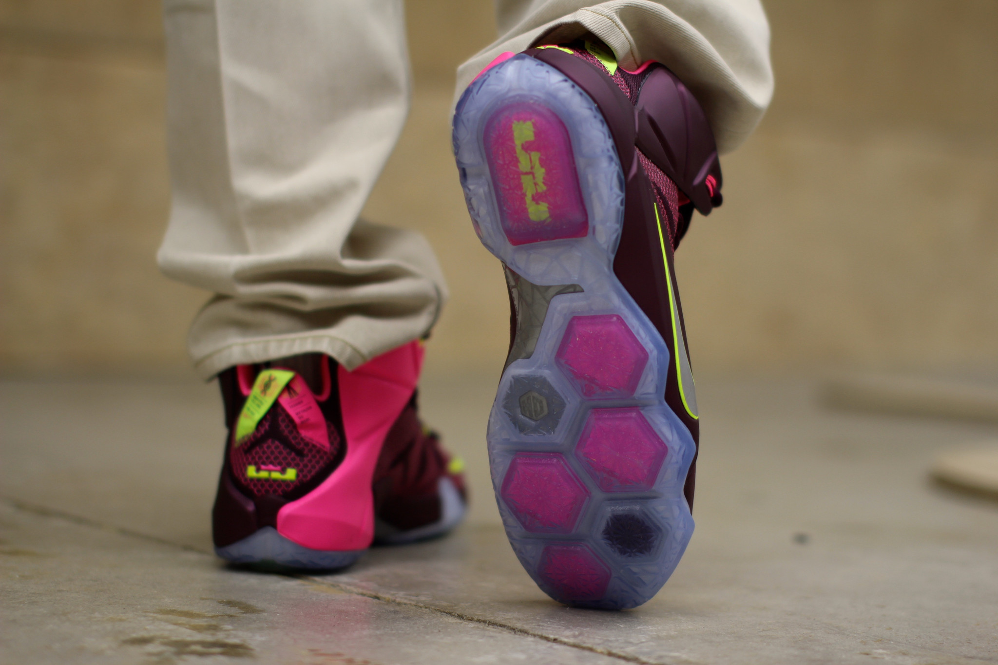 """san francisco ad8d9 bc914 Nike LeBron 12 """"Double Helix†(Detailed Pictures) - OG ..."""
