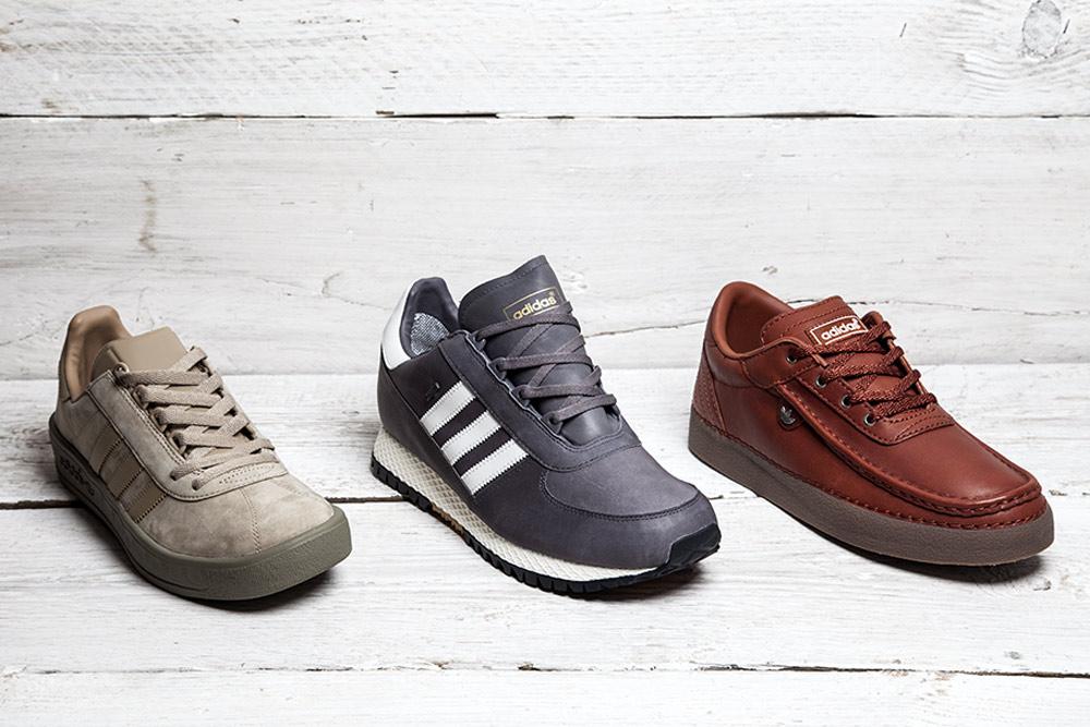 be920b365a0 Spring Summer 2015  adidas Originals x SPEZIAL Sneaker Collection (Drop 1)