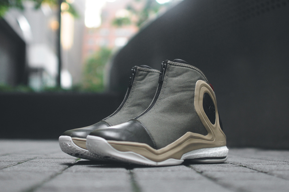 best sneakers f0834 7dbc6 adidas Y-3 D Rose 5 Boost