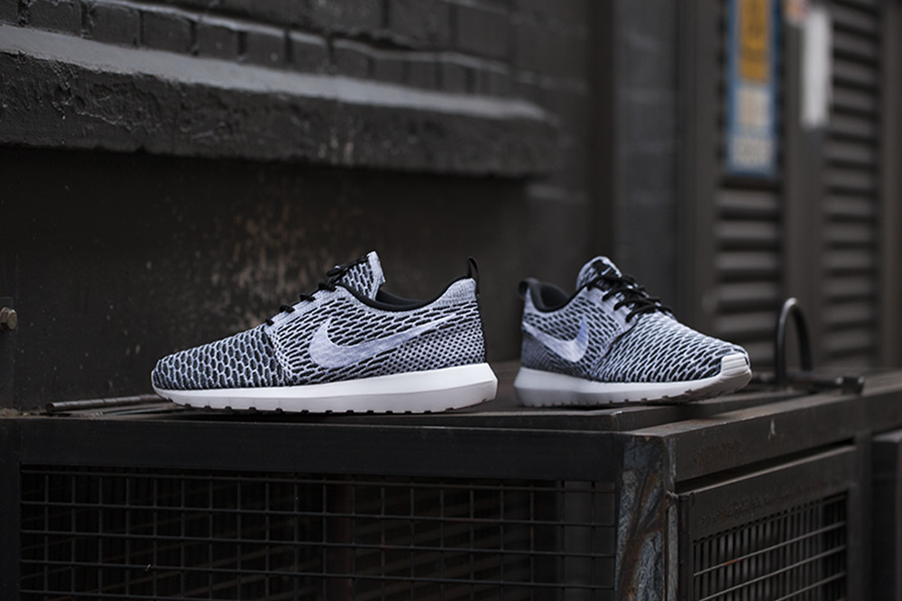 quality design 0acc5 609ad Nike Roshe Run Flyknit Spring 2015 Collection