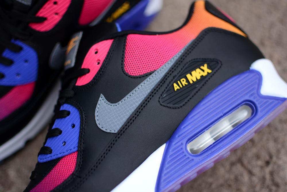 air max 90 rainbow