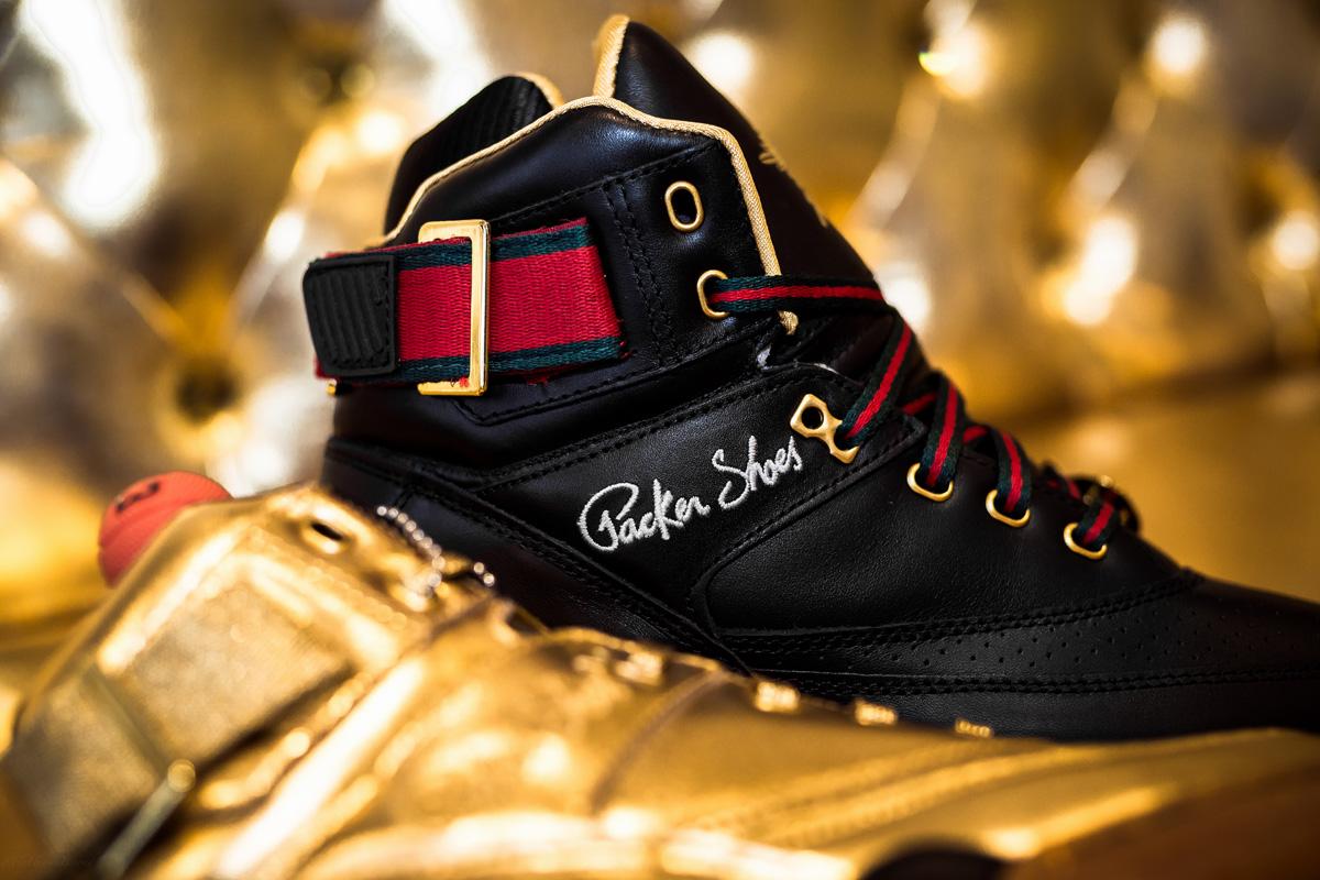 on sale 2575a 31b39 Ewing Athletics 33 Hi x Packer Shoes x Fabolous x Teyana Taylor