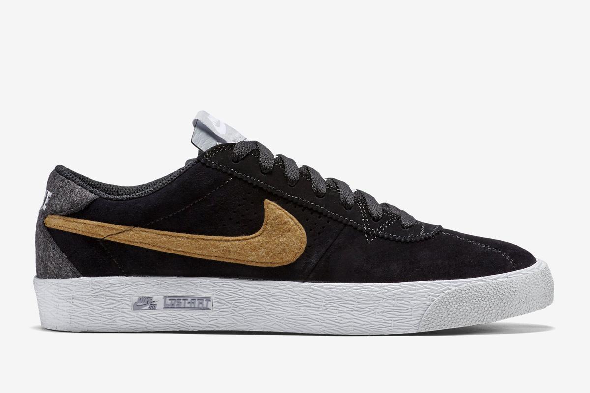 """san francisco 5824d 2981d Nike SB Bruin Premium SE """"Docklands"""" x Lost Art"""