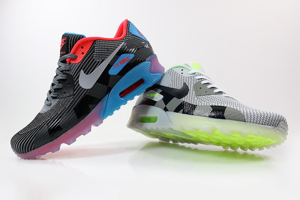 sports shoes 59b9d e0206 Nike Air Max 90 KJCRD ICE