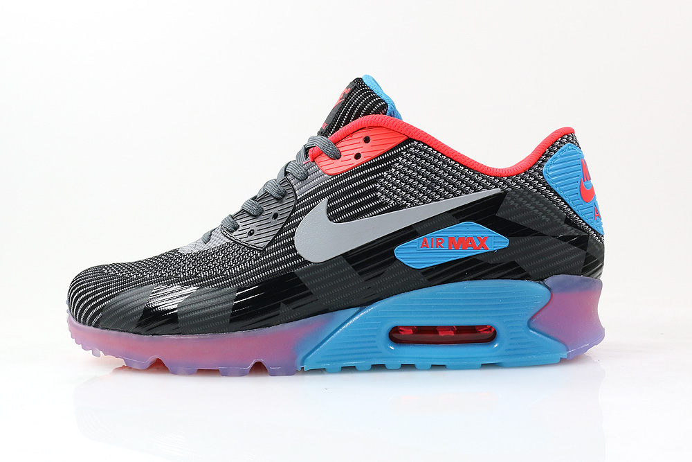 sports shoes 973ba 8da9d Nike Air Max 90 KJCRD ICE