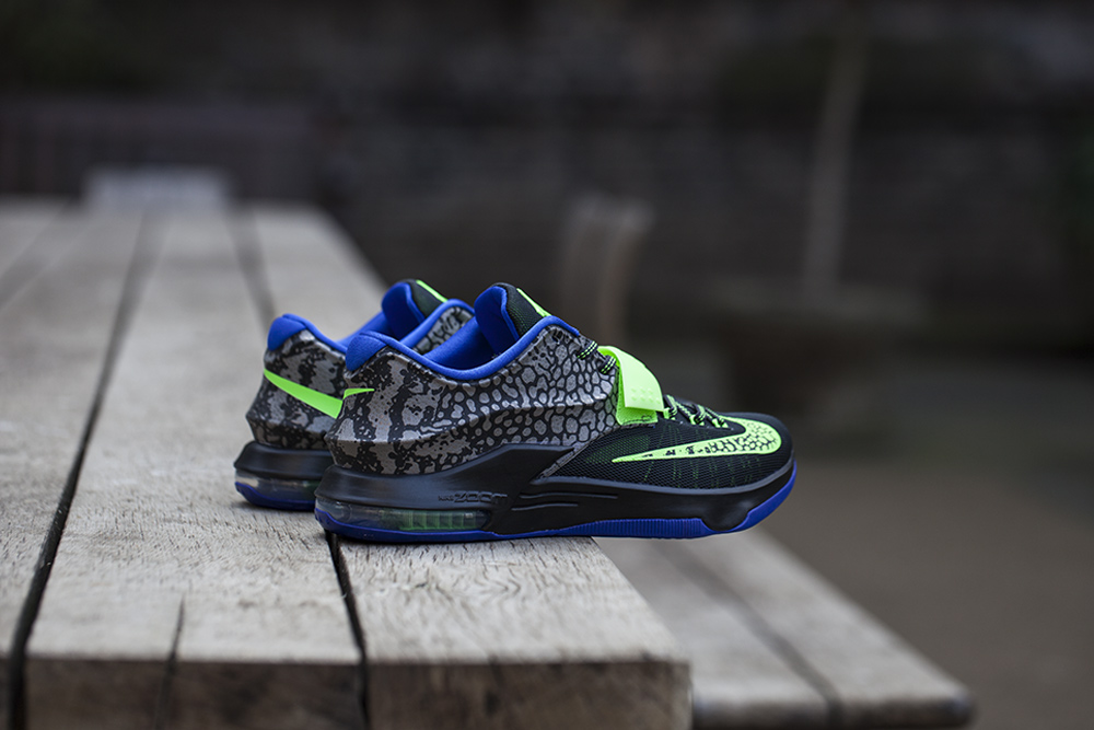 7f9b67ed3742 ... order nike kd 7 electric eel detailed pics release 5926f ce663