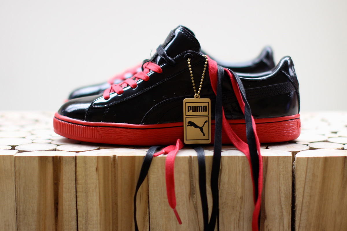 more photos 83c53 e61f5 puma x meek mill dream chasers collection black