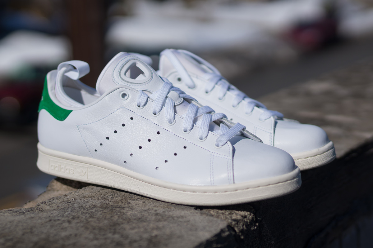stan smith adidas green tab