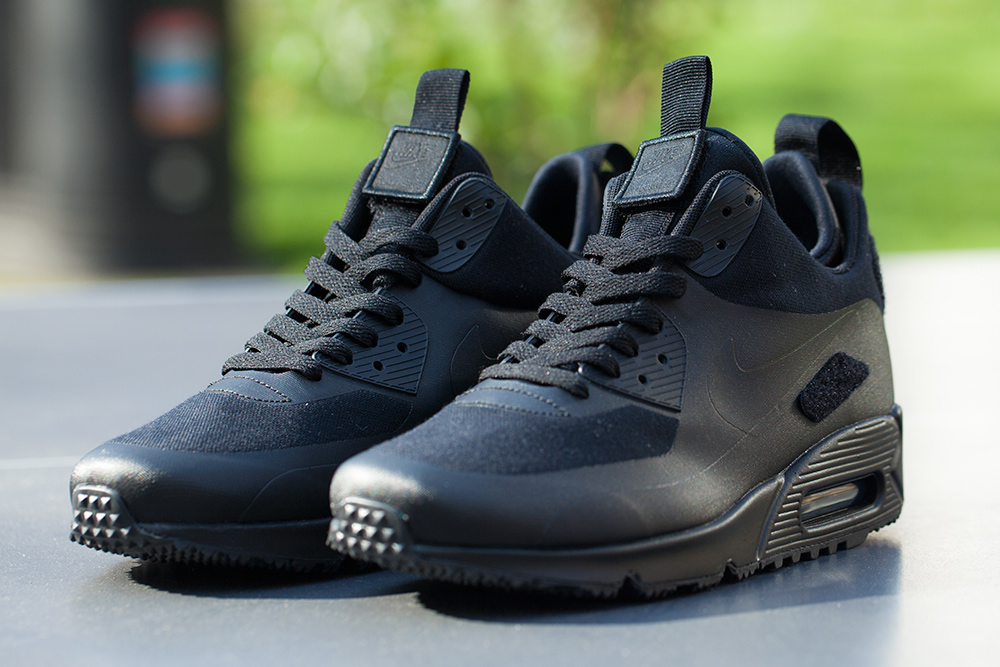 order air max 90 sneakerboot on feet e9d50 d8dff