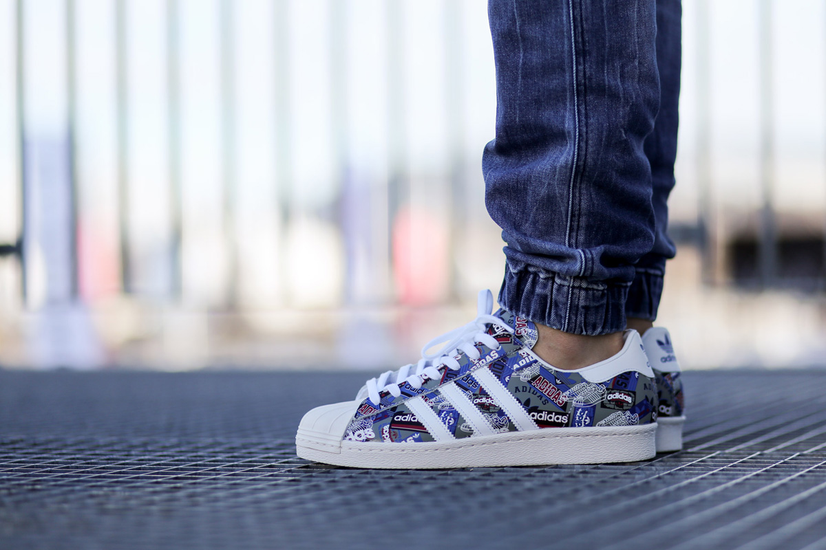 On Feet: Nigo x adidas Superstar 80s PIONEER OG EUKicks