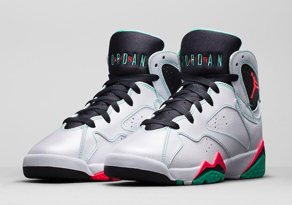 sneakers for cheap a72d0 62dc9 Girls  Air Jordan 7 Retro. EU Kicks ...