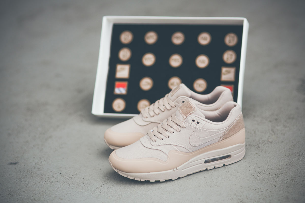 """newest 15db1 219c8 EU Kicks Nike Nike Air Max 1 SP """"Patch"""" Pack (Detailed Pictures)"""