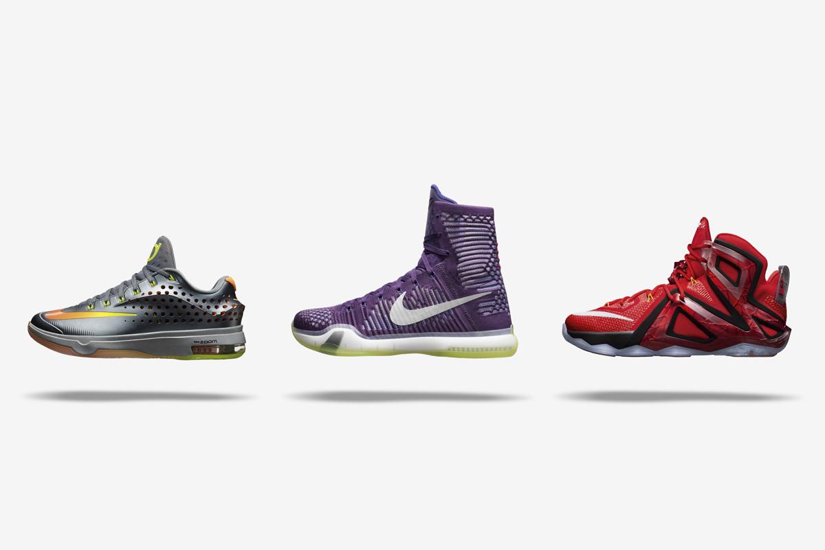 37b83f6fa629 Nike Basketball Elite Series Team Collection  KD7