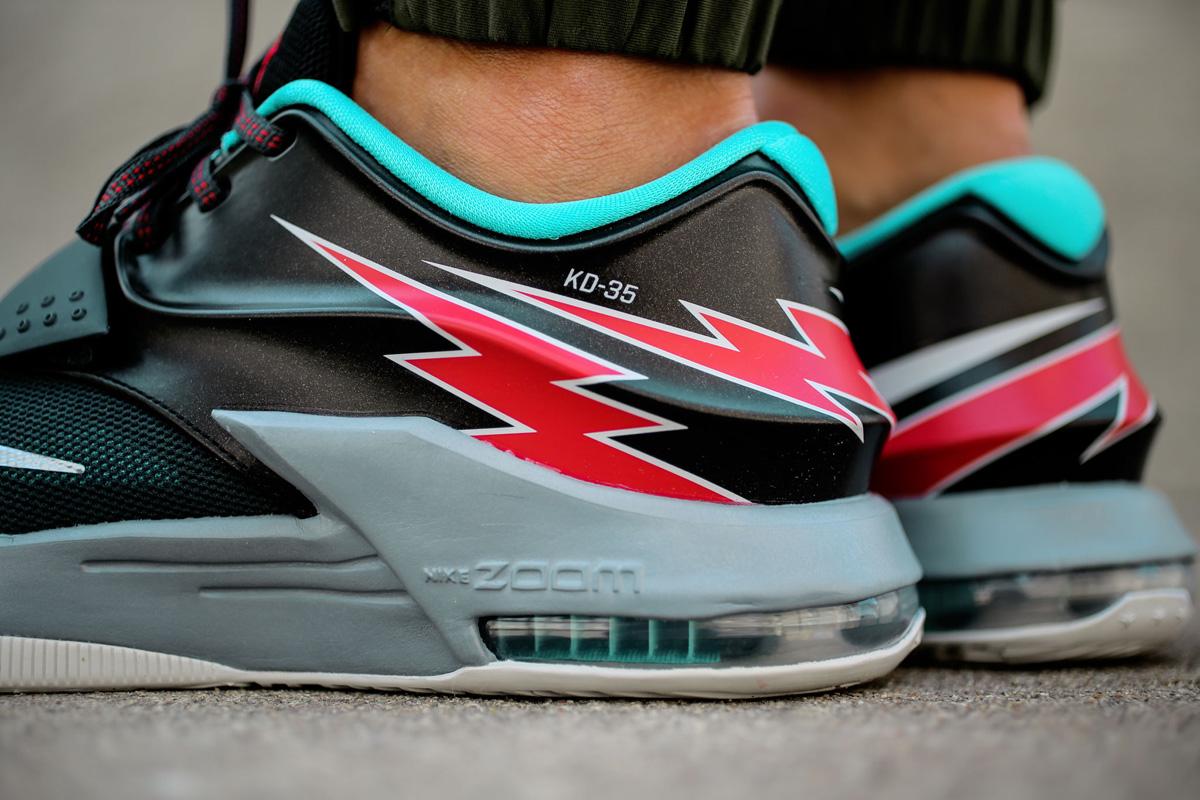 FLUnlockedFLUnlockedNikeKDVII35000Degrees04 Nike KD 7 ... 335c968c38