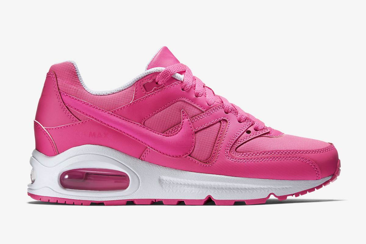 nike air max youth pink