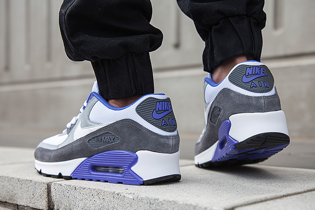 nike air max 90 essential purple