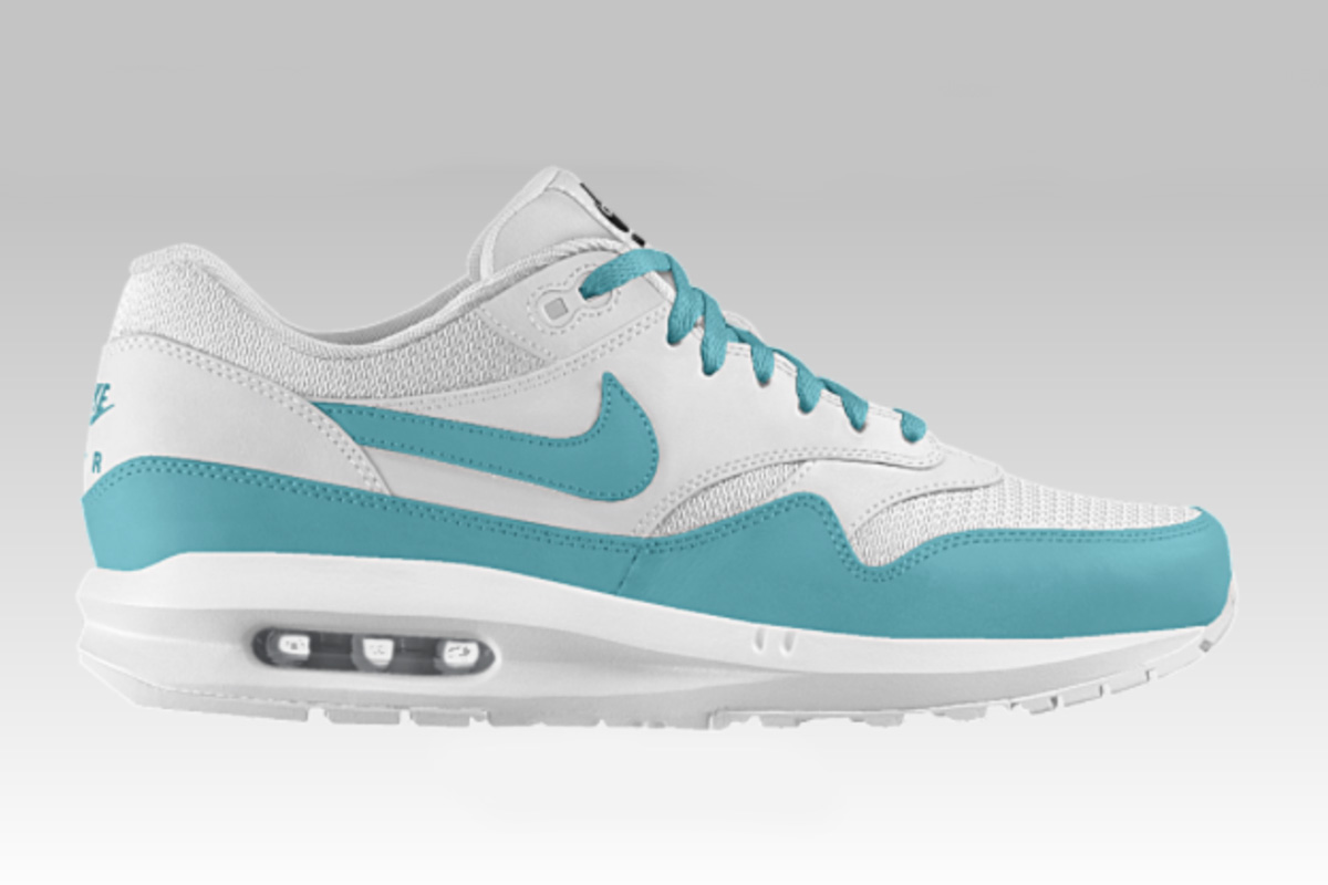 competitive price 156d5 d2c84 Nike iD WMNS Air Max 1