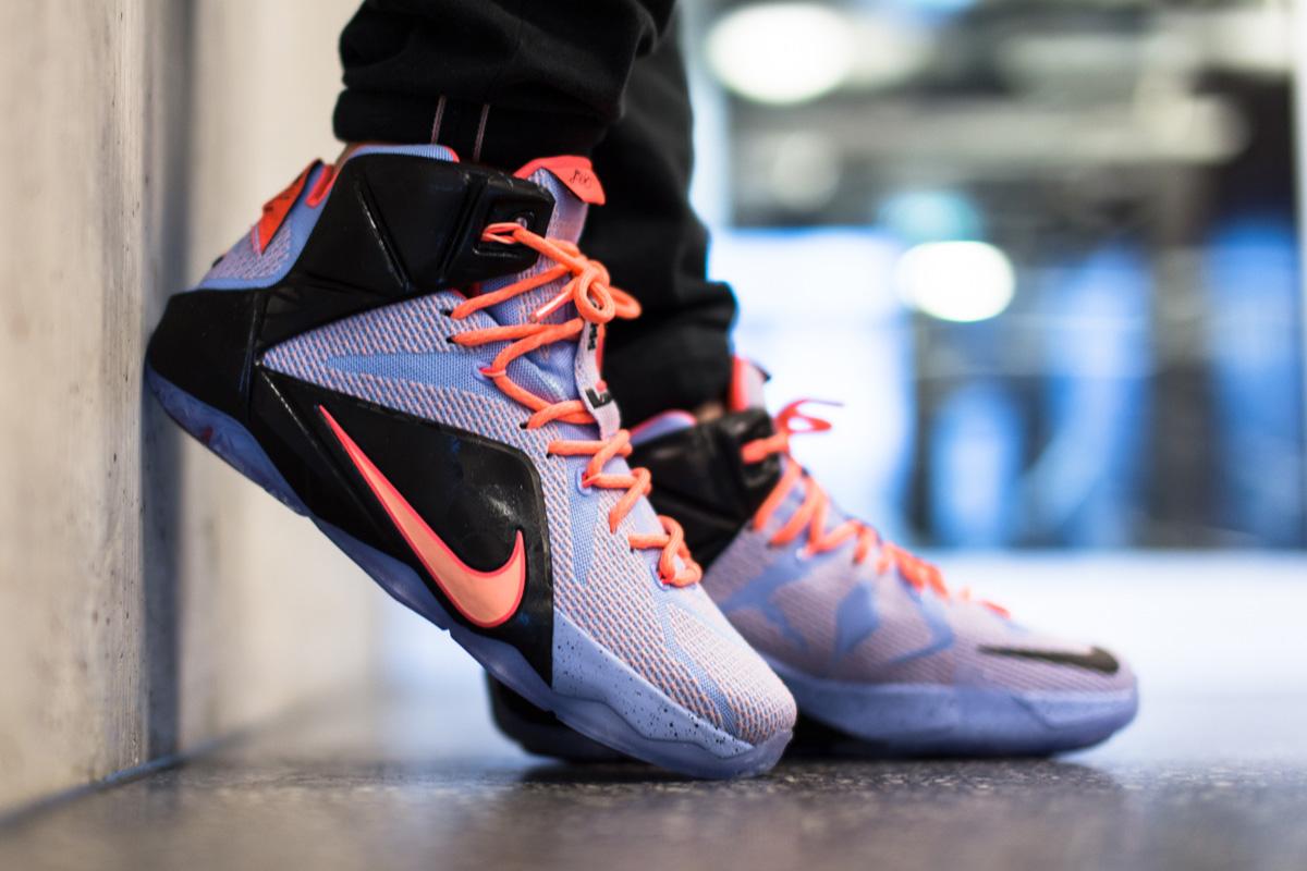 official photos efcaa cc52c Nike LeBron 12