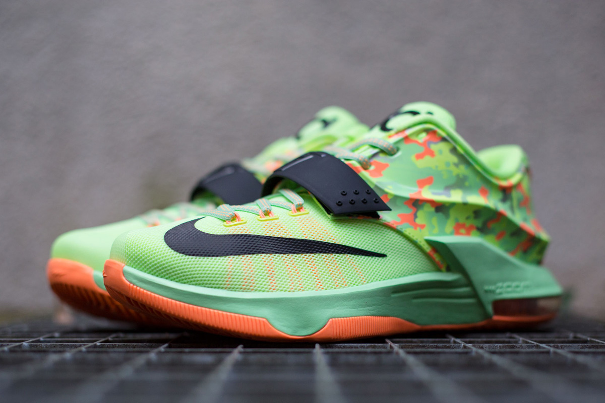 best service 2c000 566e5 Nike KD 7 Easter (Detailed Pics   Release Reminder)