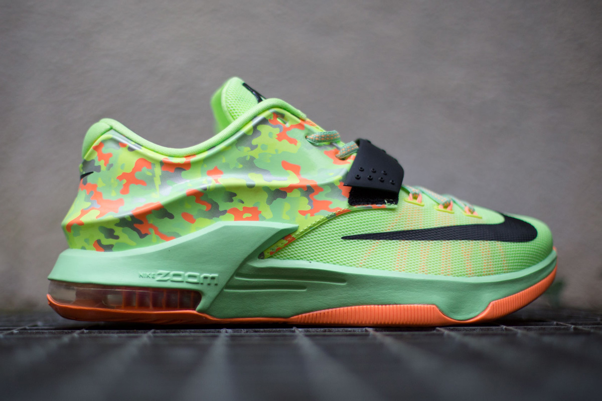 best service c4fd7 542ab Nike KD 7 Easter (Detailed Pics   Release Reminder)