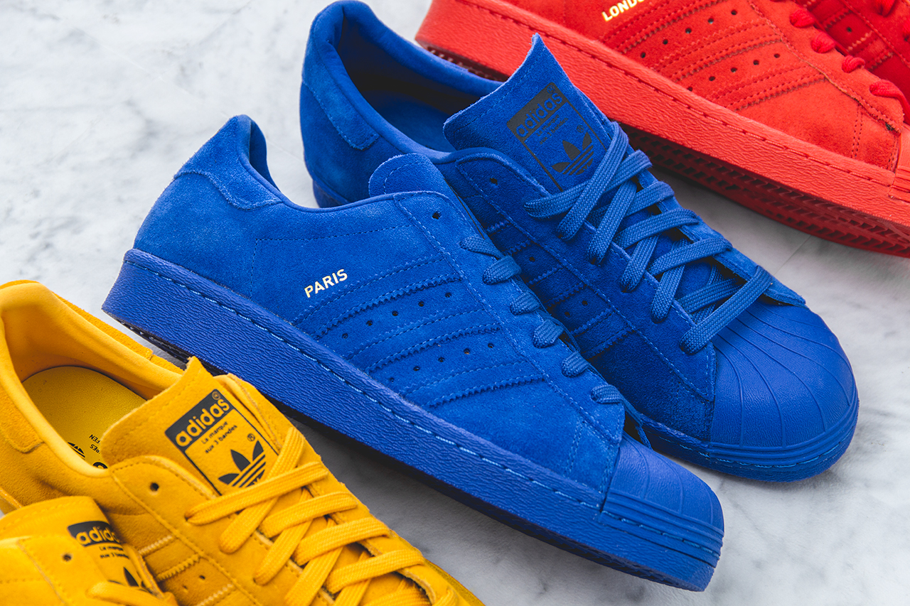 adidas Superstar City Pack 2015