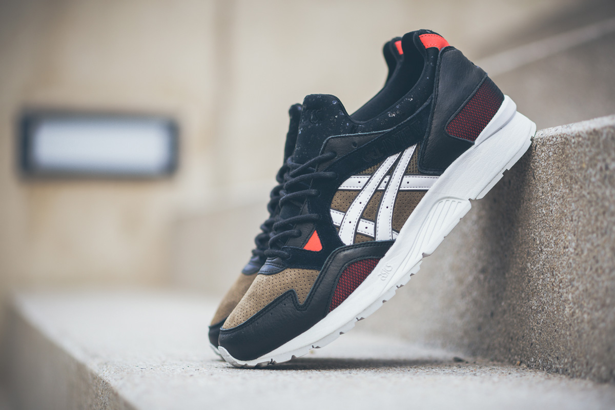 asics gel lyte v highs and lows