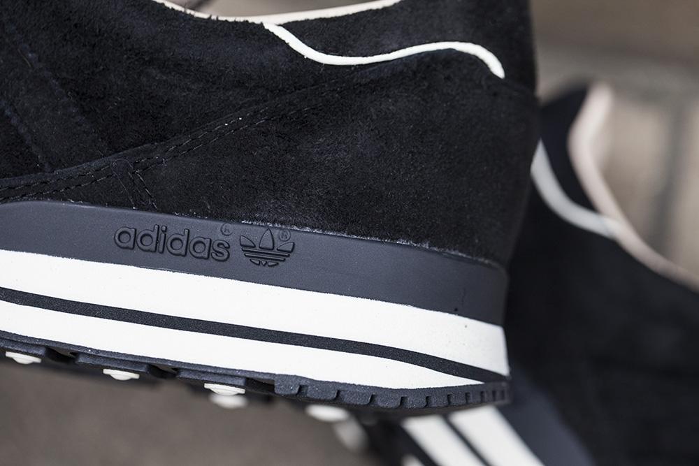 Neu adidas Originals â?oHirschâ? Â (Made in Germany) Black Pack  spare mehr