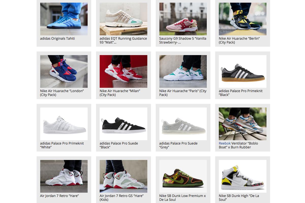 best website 5aa37 bb891 New Sneaker Drops for Week 20 of 2015