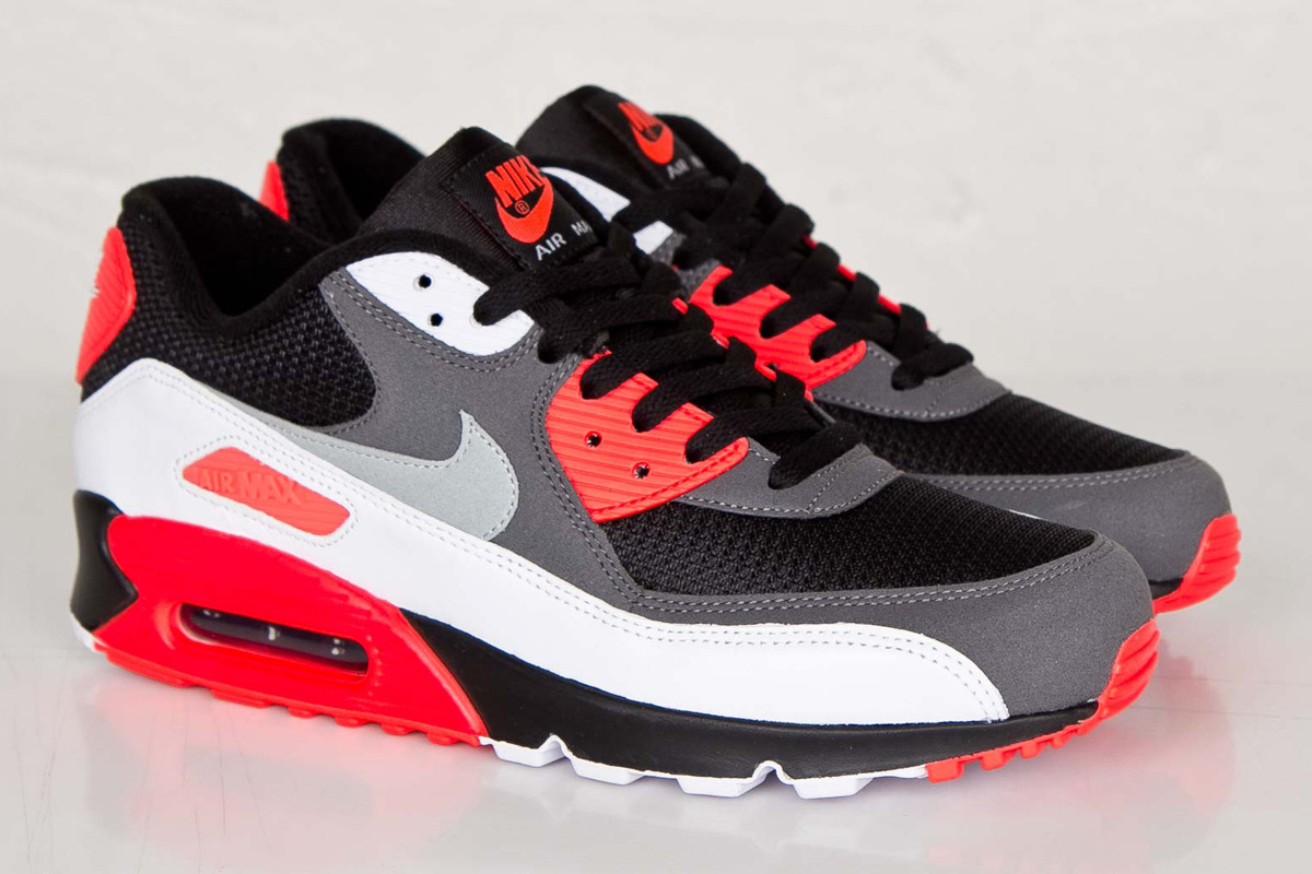Nike Air Max 90 Reverse Infrared | The Sole Supplier