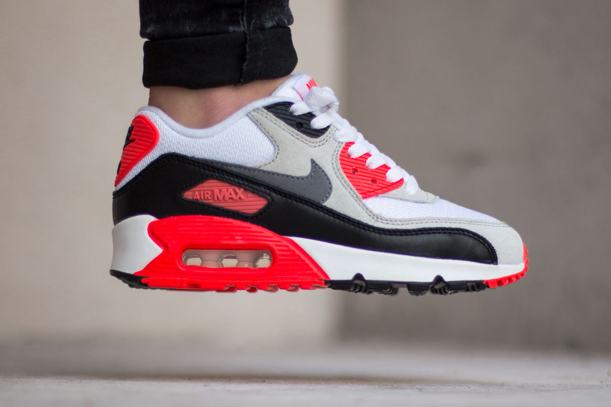 Air Max 90 Mesh Premium Photographie Infrarouge
