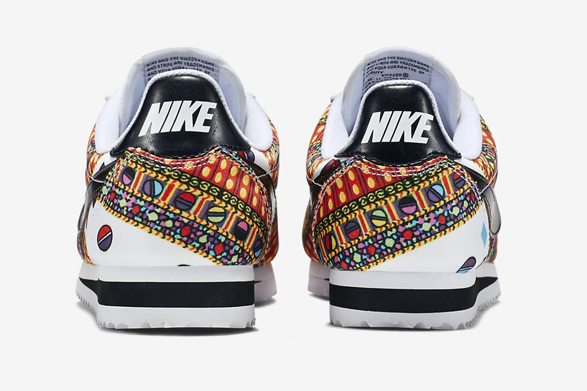 quality design adf4e b3523 Nike WMNS Classic Cortez Merlin x Liberty