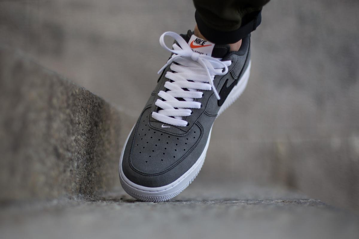 Nike Air Force 1 Low Triple Black Suede | Sneakers, Black