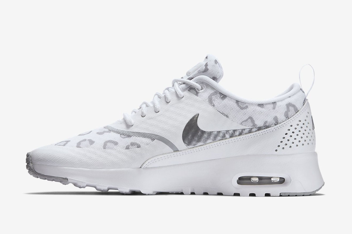 50% off nike air max thea white leopard 5cdb9 03305