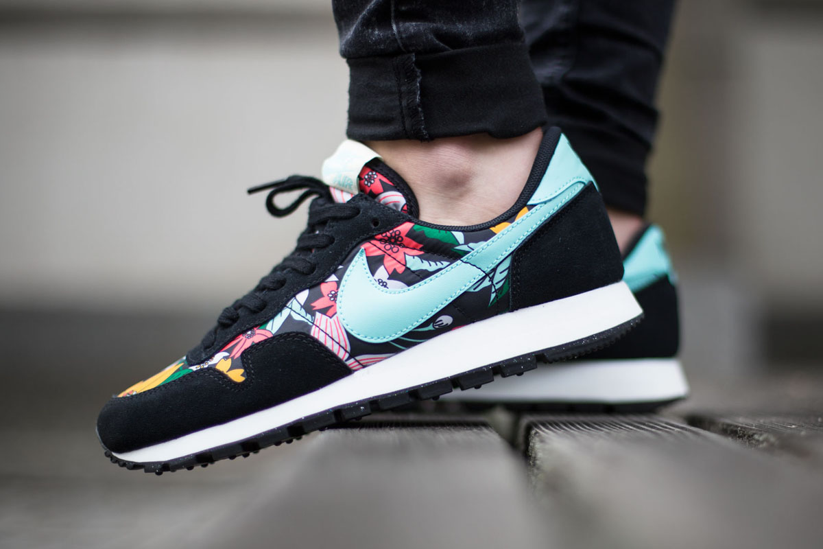 More Floral Finishes Land on The Nike Air Pegasus '83