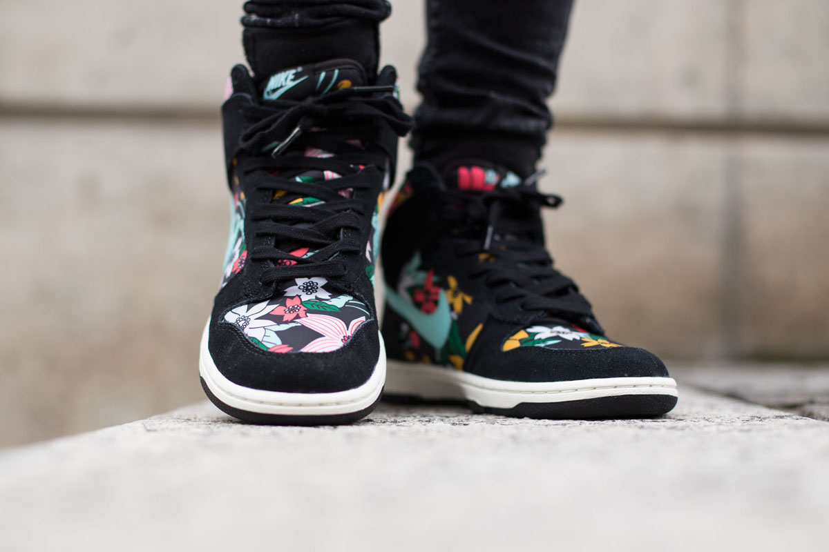 huge selection of 313aa 3ad66 ... wholesale nike wmns dunk hi skinny aloha pack 3d024 274c1 ...
