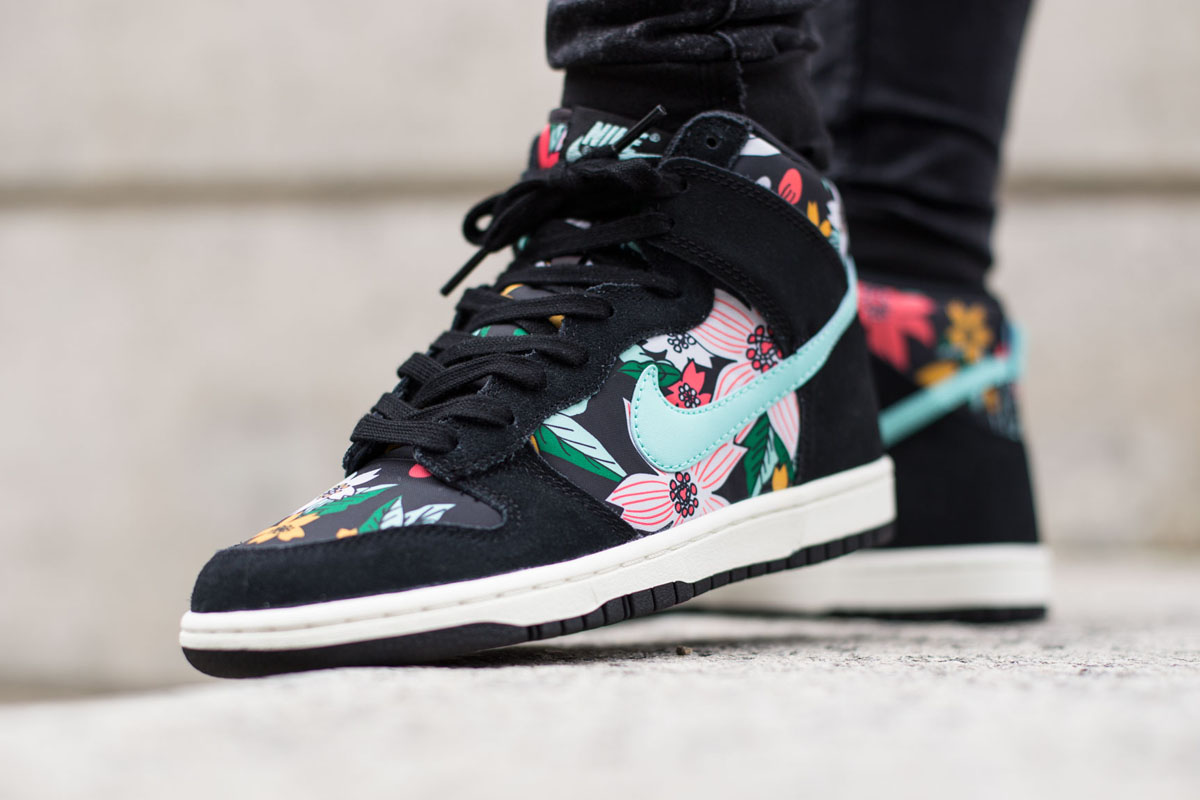 best website a7a1f 38feb ... wholesale nike wmns dunk hi skinny aloha pack 60906 278c5