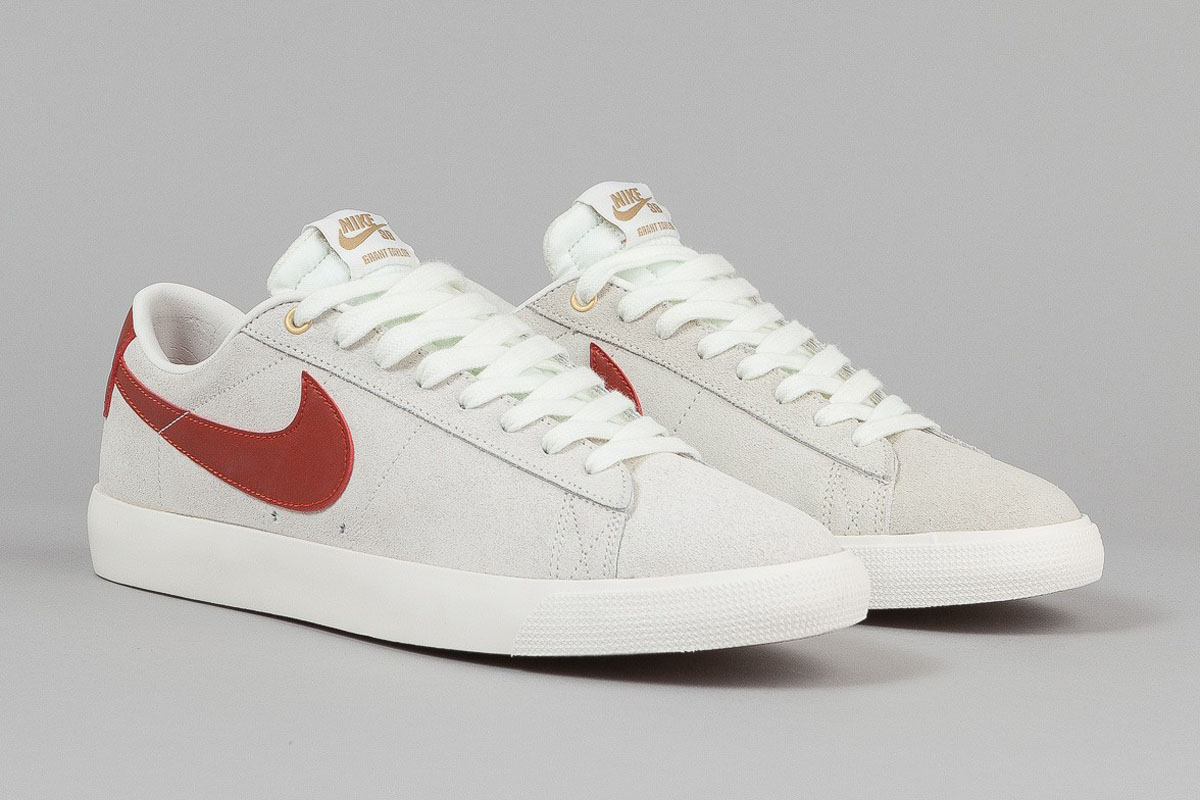 0de6c1f0a94 netherlands nike sb blazer low prm qs mens sneakers 874688 441 11 bf9dd  b25d7  ebay nike sb red and white 3b7fc a4449