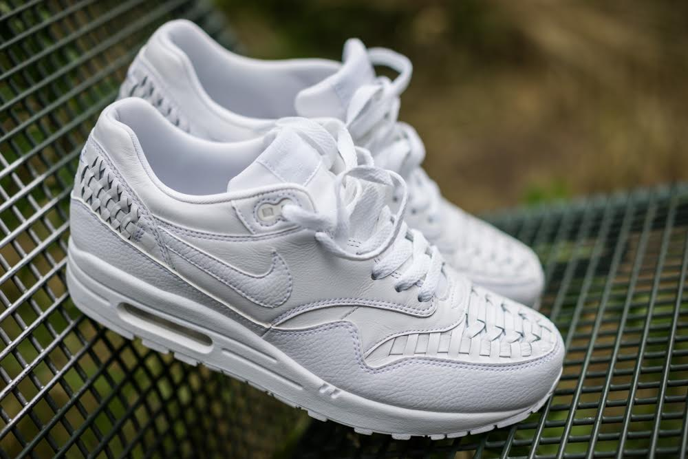timeless design 18f88 be125 Nike Air Max 1 Woven