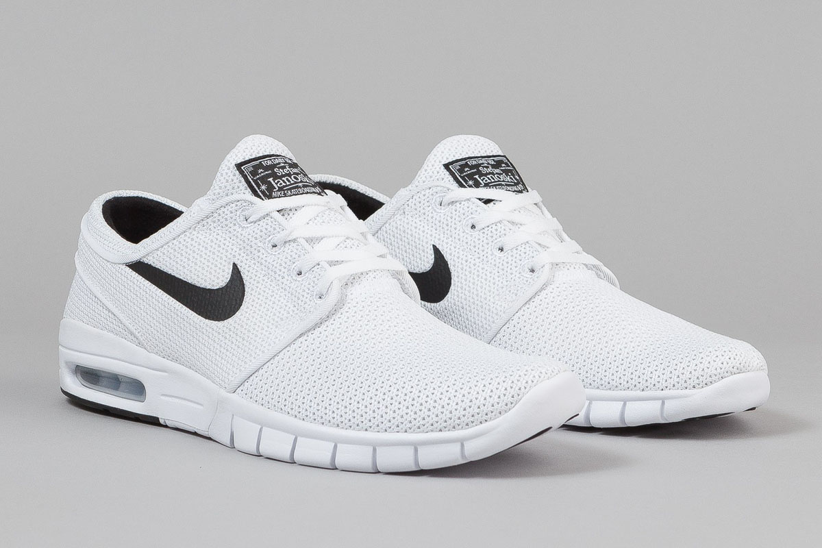 Nike Stefan Janoski Sb Max Blanc offres en ligne OVlEEKPaI
