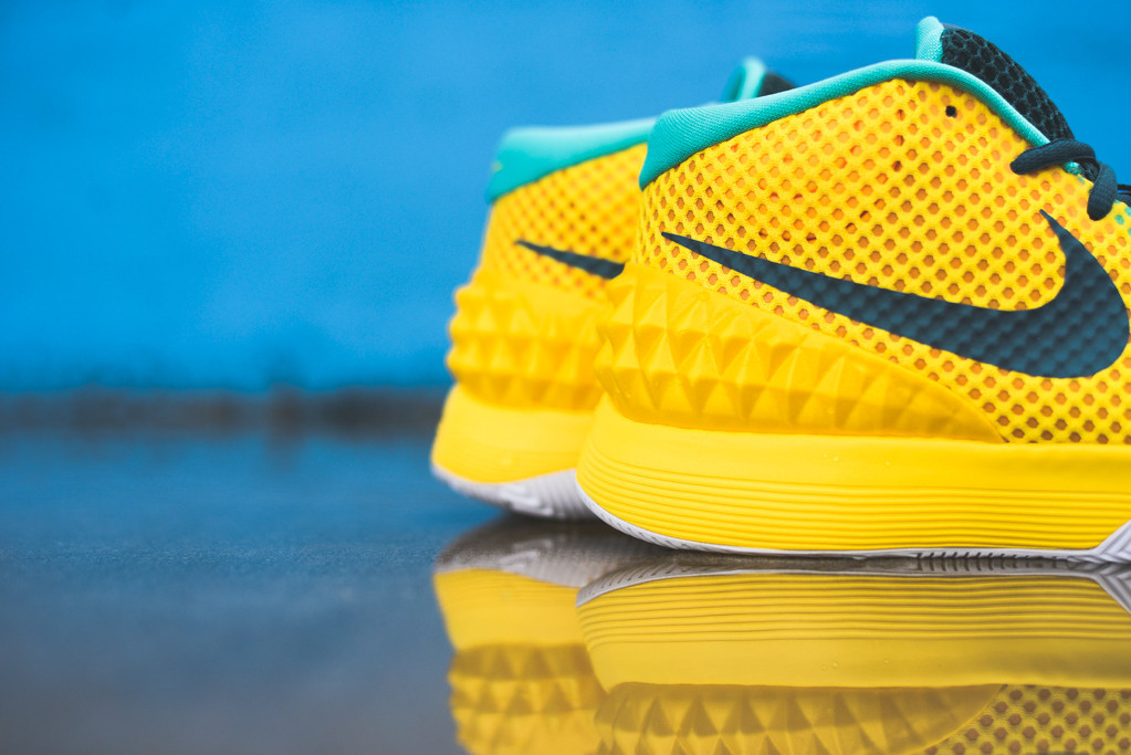 save off f43d6 bb4f8 ... coupon for nike kyrie 1 letterman detailed pictures 4fdc3 63702