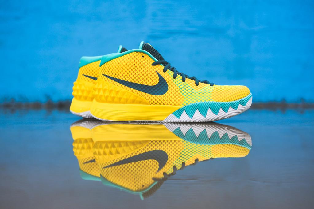 san francisco 3f5f9 18dc4 Nike KYRIE 1 'Letterman' (Detailed Pictures) - OG ...