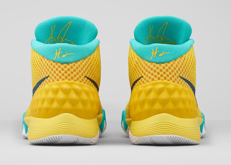 huge discount c501f faff7 ... kyrie 1 letterman 7fb74 5e7bf switzerland nike kyrie 1 letterman 7fb74  5e7bf  uk although nike basketball design director leo chang crafted the  first ...
