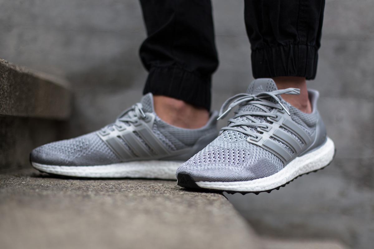 Adidas Ultra Boost LTD White & Metallic Silver | CM8272