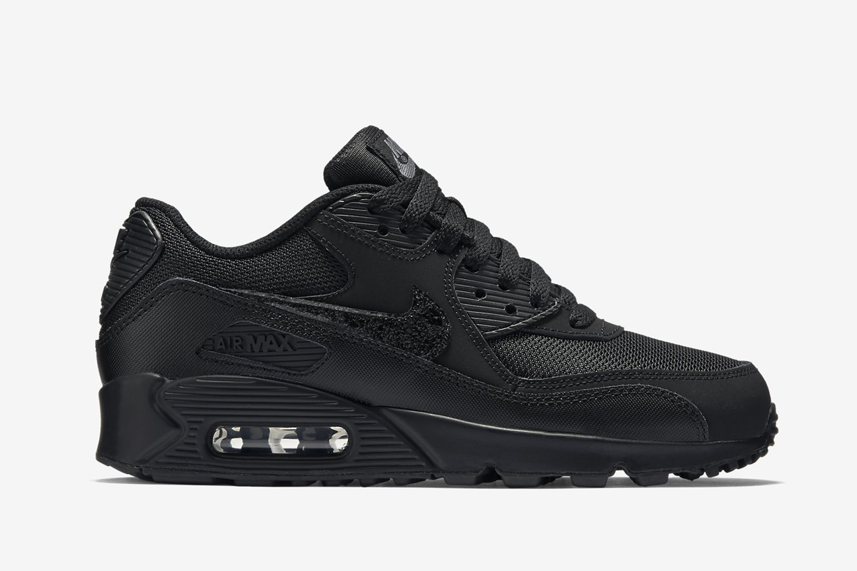 nike youth air max 90
