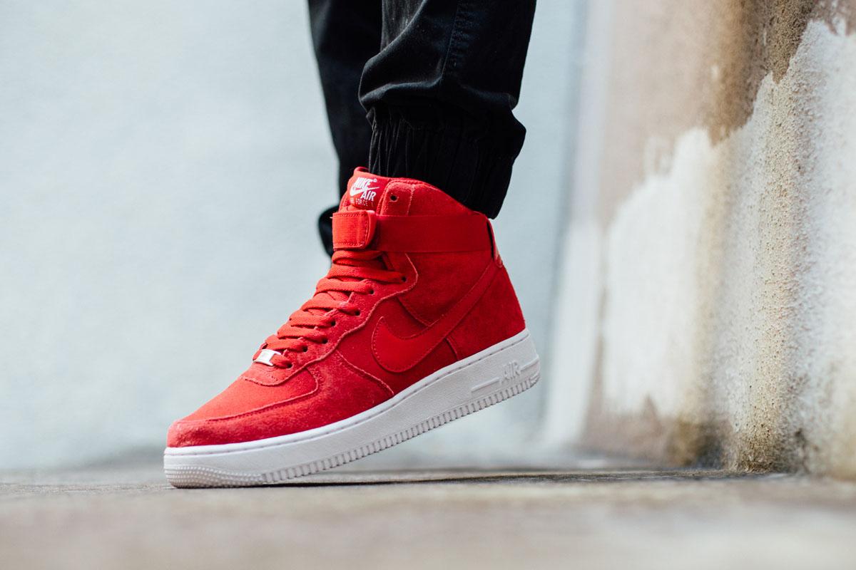 Eukicks 07 High Force Og Magazine Air Gym 1 Nike Redwhite Sneaker Tq71OS