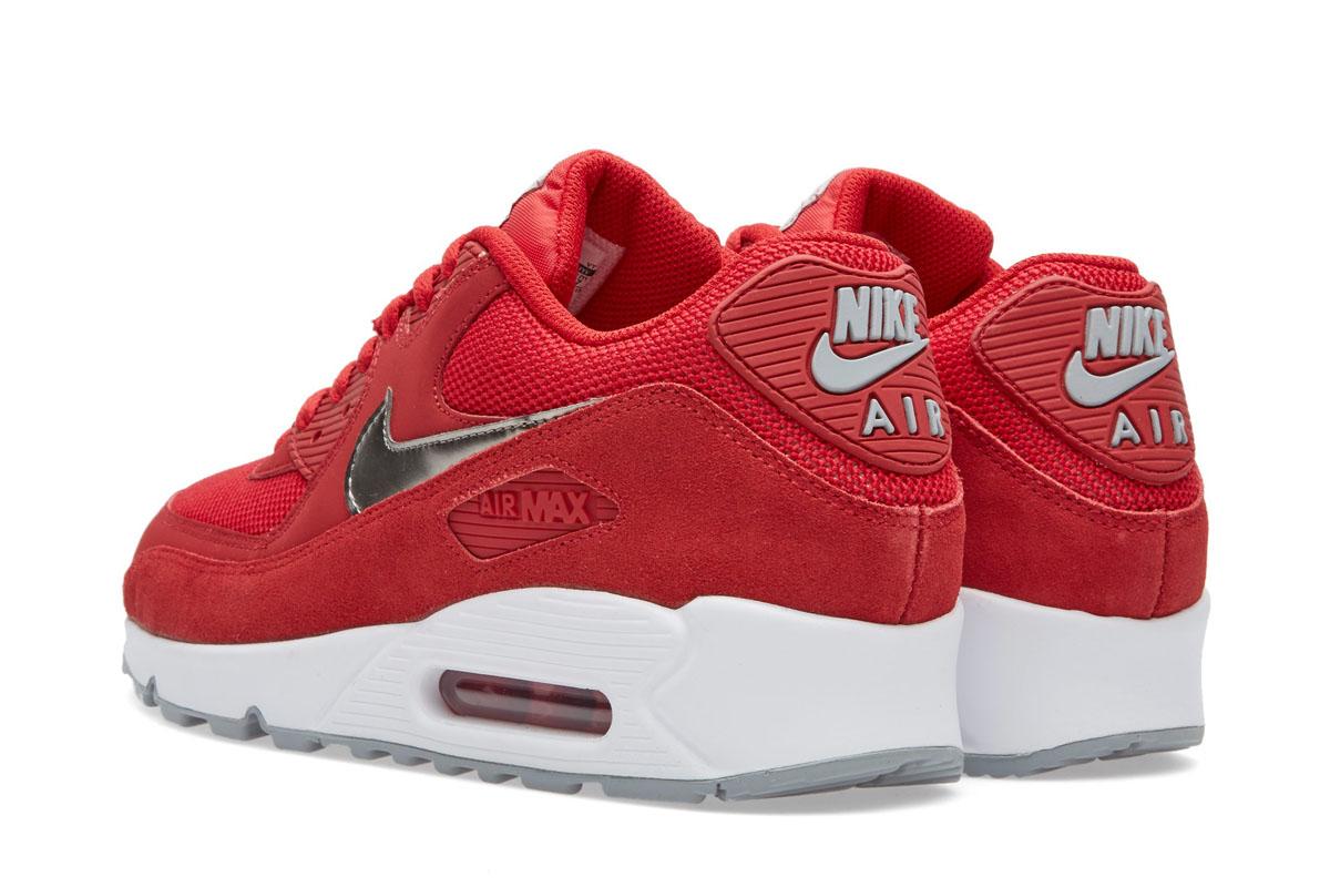 nike air max 90 gym red
