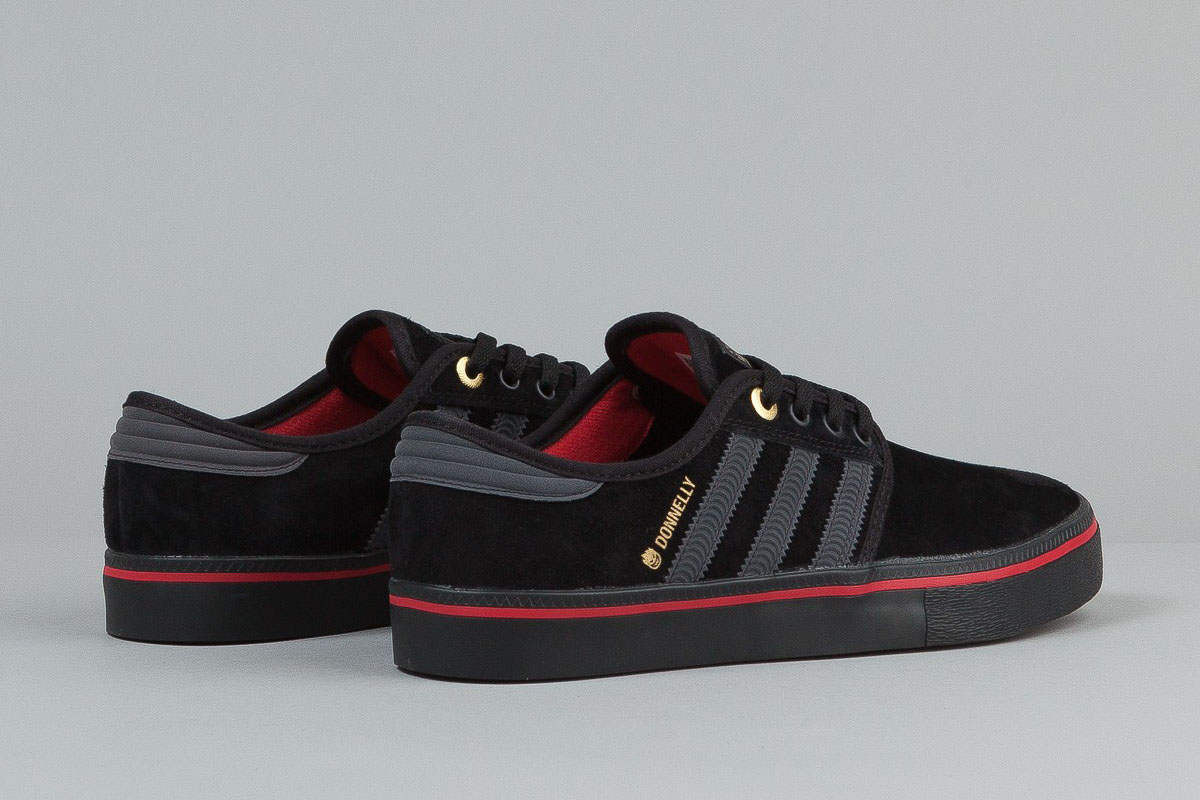 premium selection 9a27a 3ed31 adidas Skateboarding Seeley ADV x Jake Donnelly x Spitfire