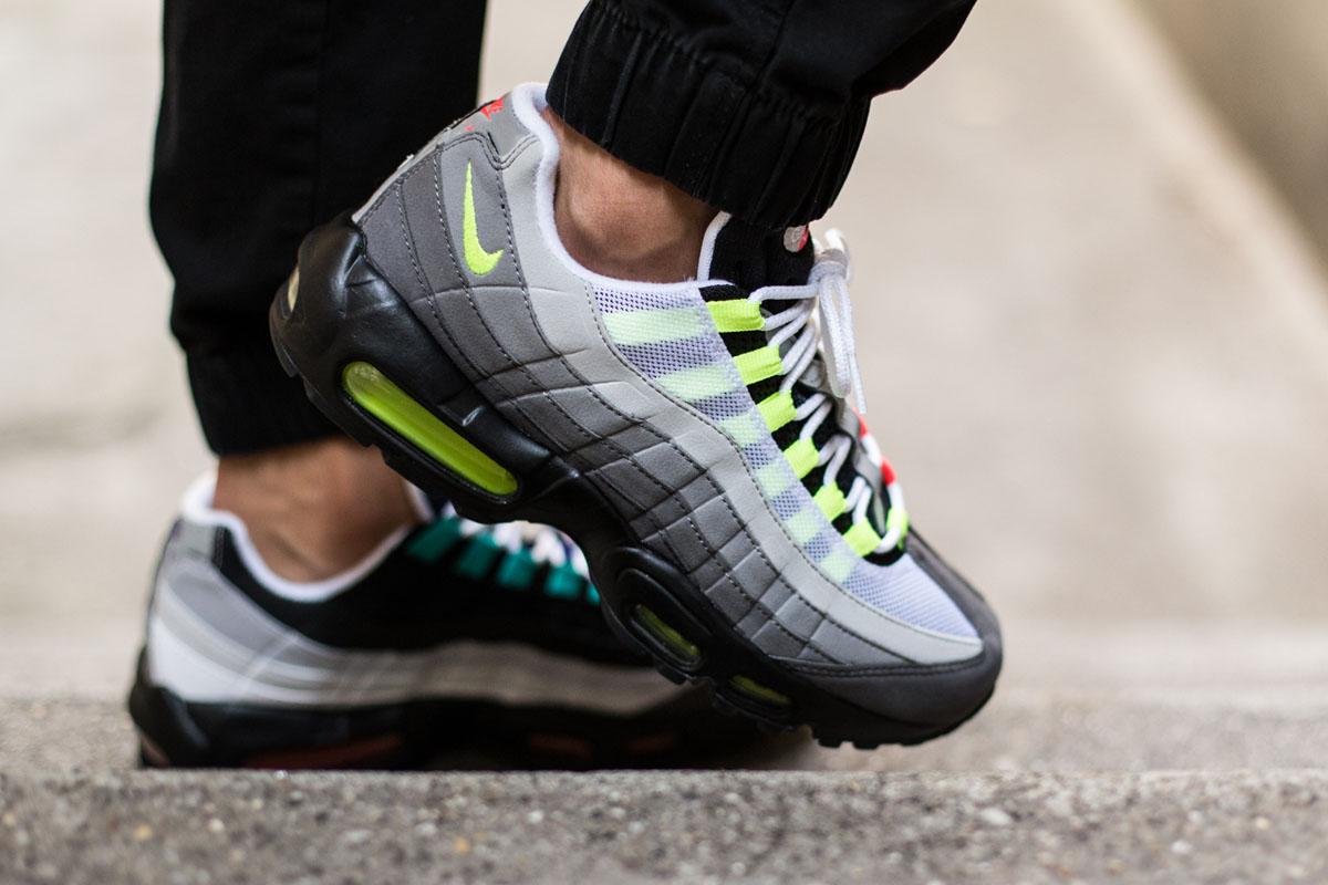 ... germany nike air max 95 âœgreedyâ detailed sneakers a8e17 62bab 8c811bef6