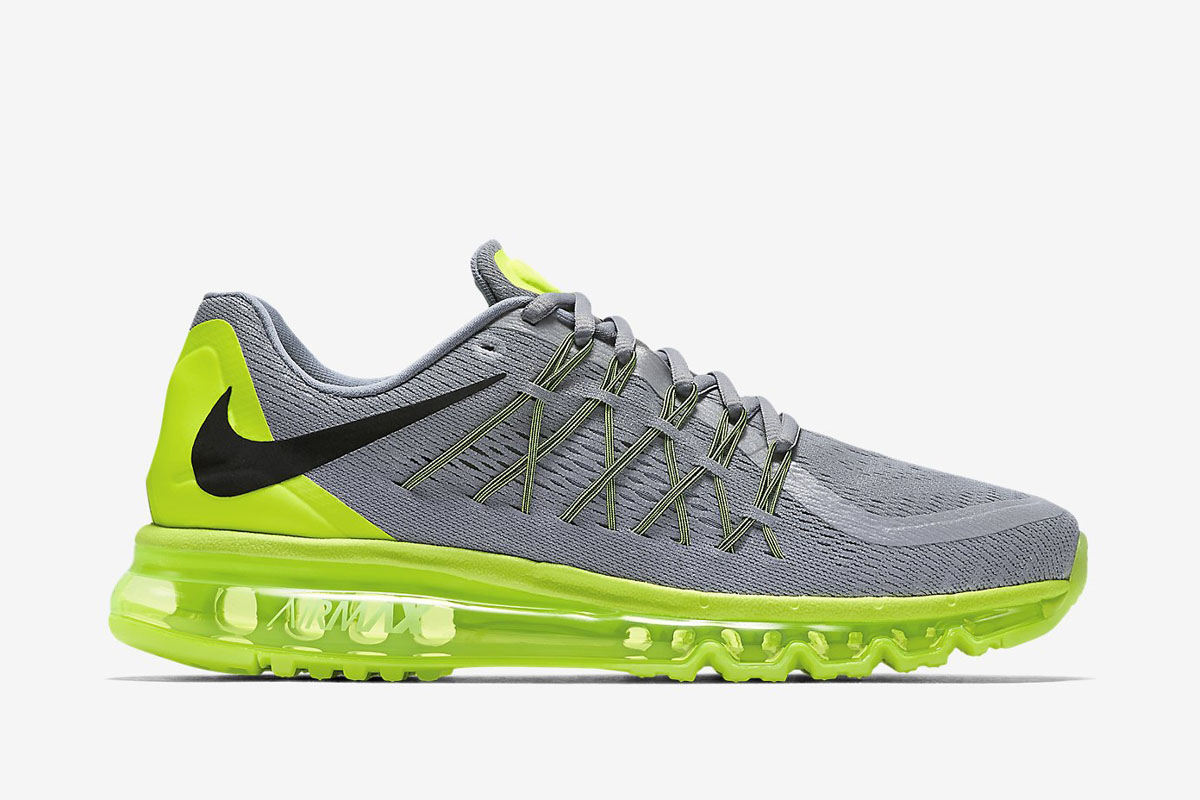 """low priced 95ba5 6e999 Nike Air Max 2015 Anniversary Pack """"Reflect Silver Volt"""""""