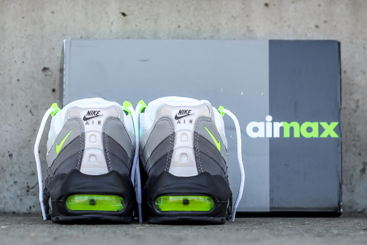 nike air max 95 og neon 20 anniversary